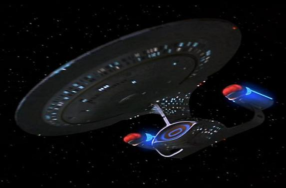 The Enterprise-D