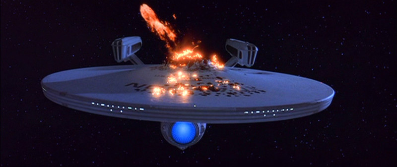 The Enterprise Self-Destructs